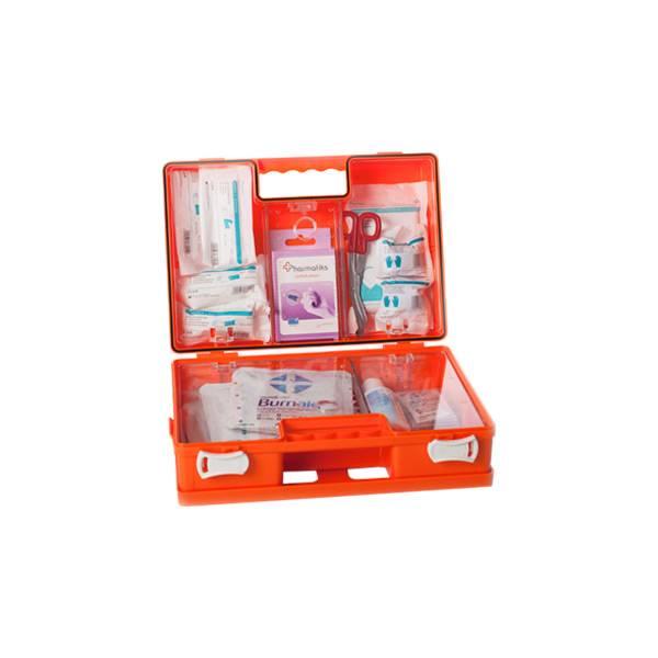 Brannskadekoffert Medium - Pharmafiks
